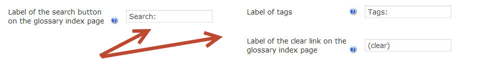 CM Plugins Tooltip- Create custom glossary labels for your WP glossary index