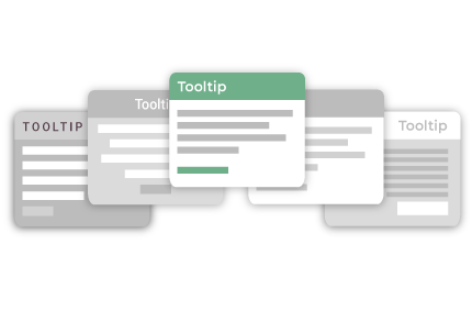 7 WordPress ToolTip Glossary Skins Add on - CreativeMinds